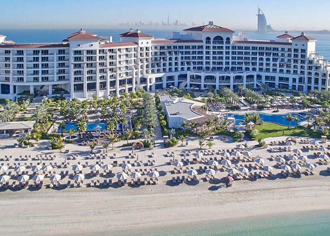 Waldorf Astoria Dubai Palm Jumeirah - Credit Card Hotel Offers