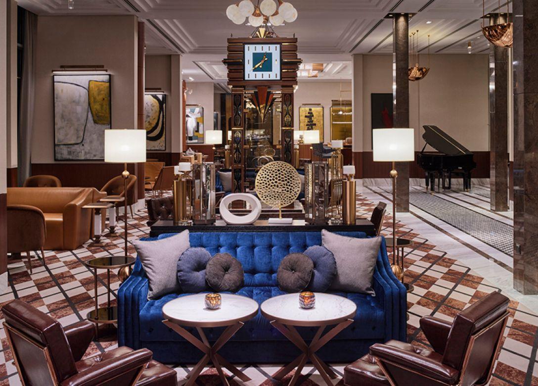 Peacock Alley, Waldorf Astoria Dubai Internation Financial Centre - Credit Card Restaurant Offers