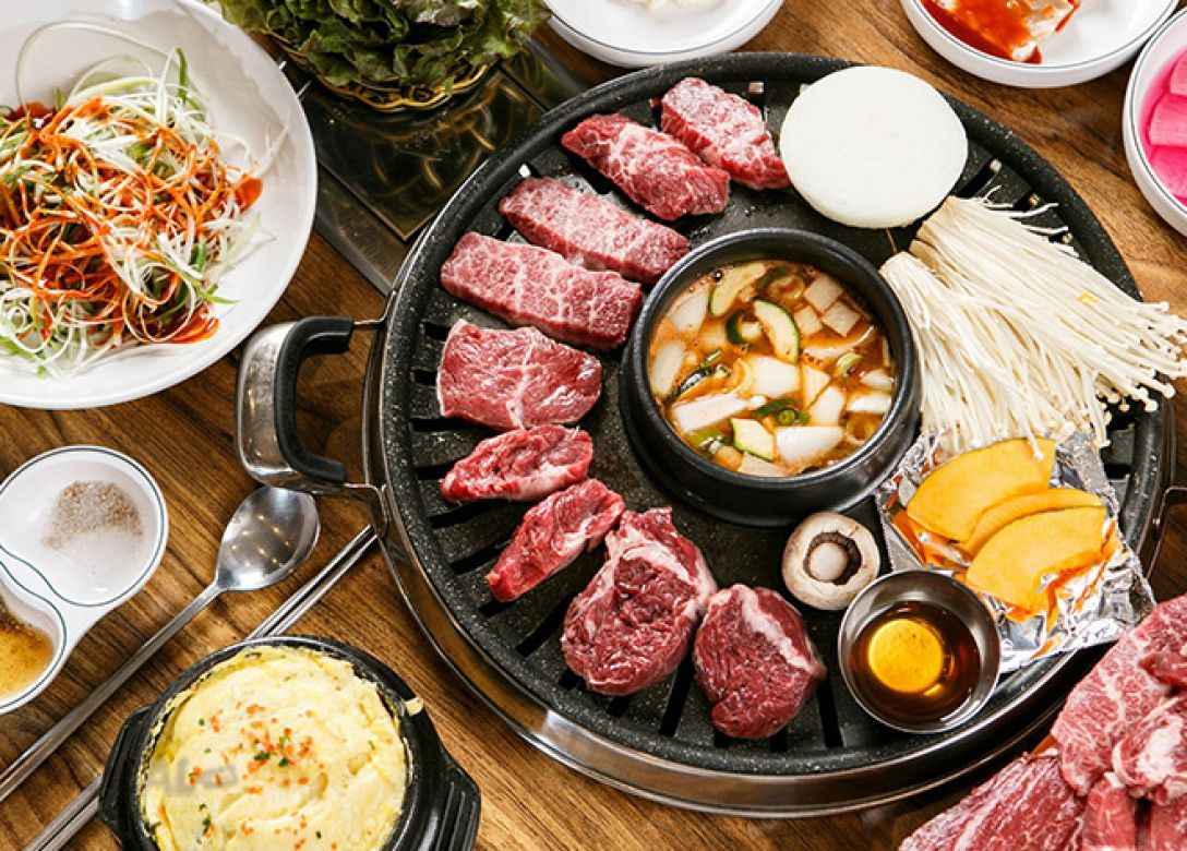 Korean Grill - Credit Card Restaurant Offers