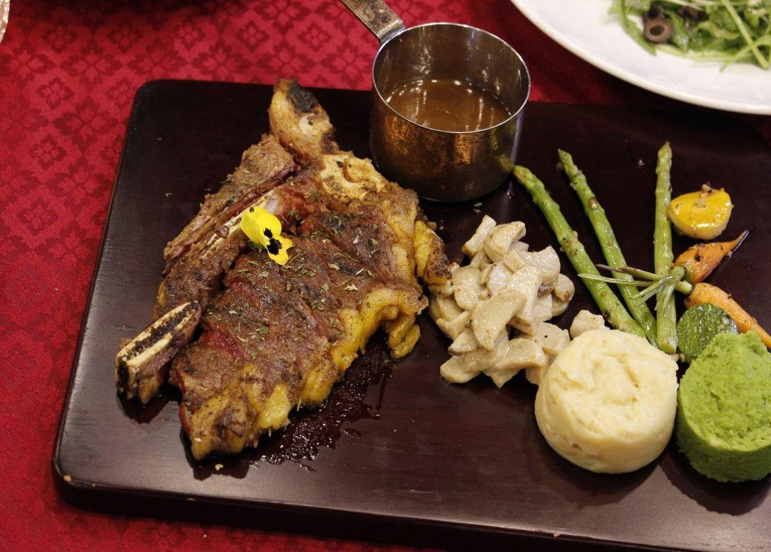 FUMO Steak & Pasta