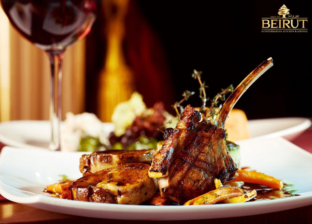 Beirut Restaurant & Lounge - Credit Card Restaurant Offers