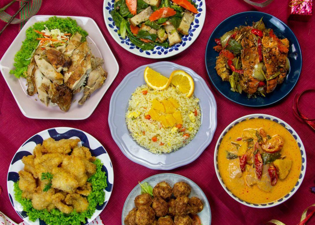 FoodLine.sg (XMAS) - Credit Card Restaurant Offers