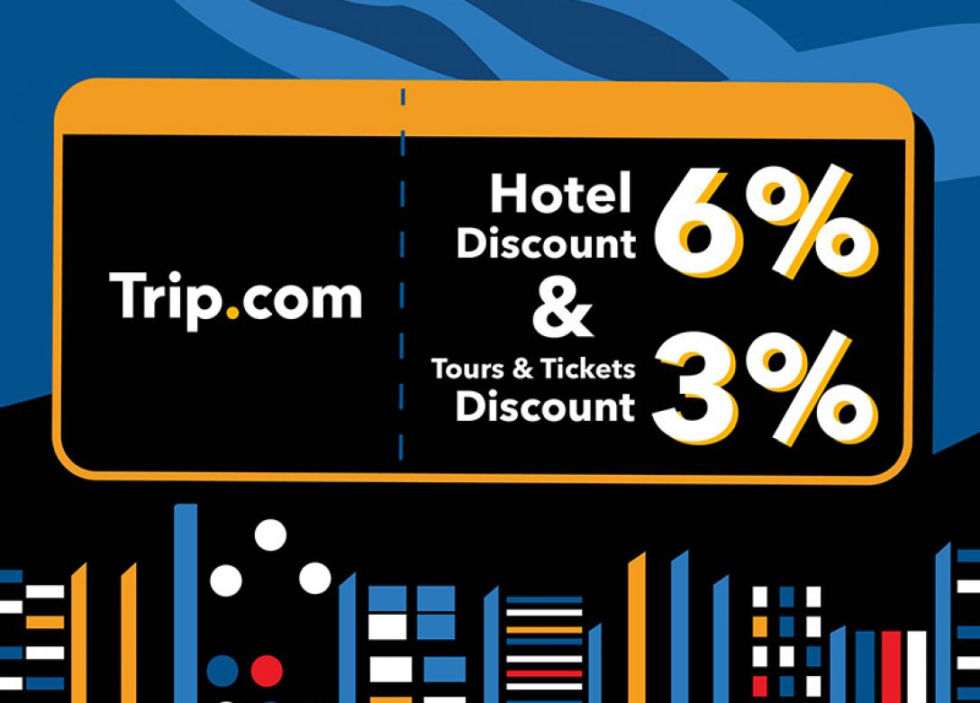 Trip.com - Credit Card Travel Offers
