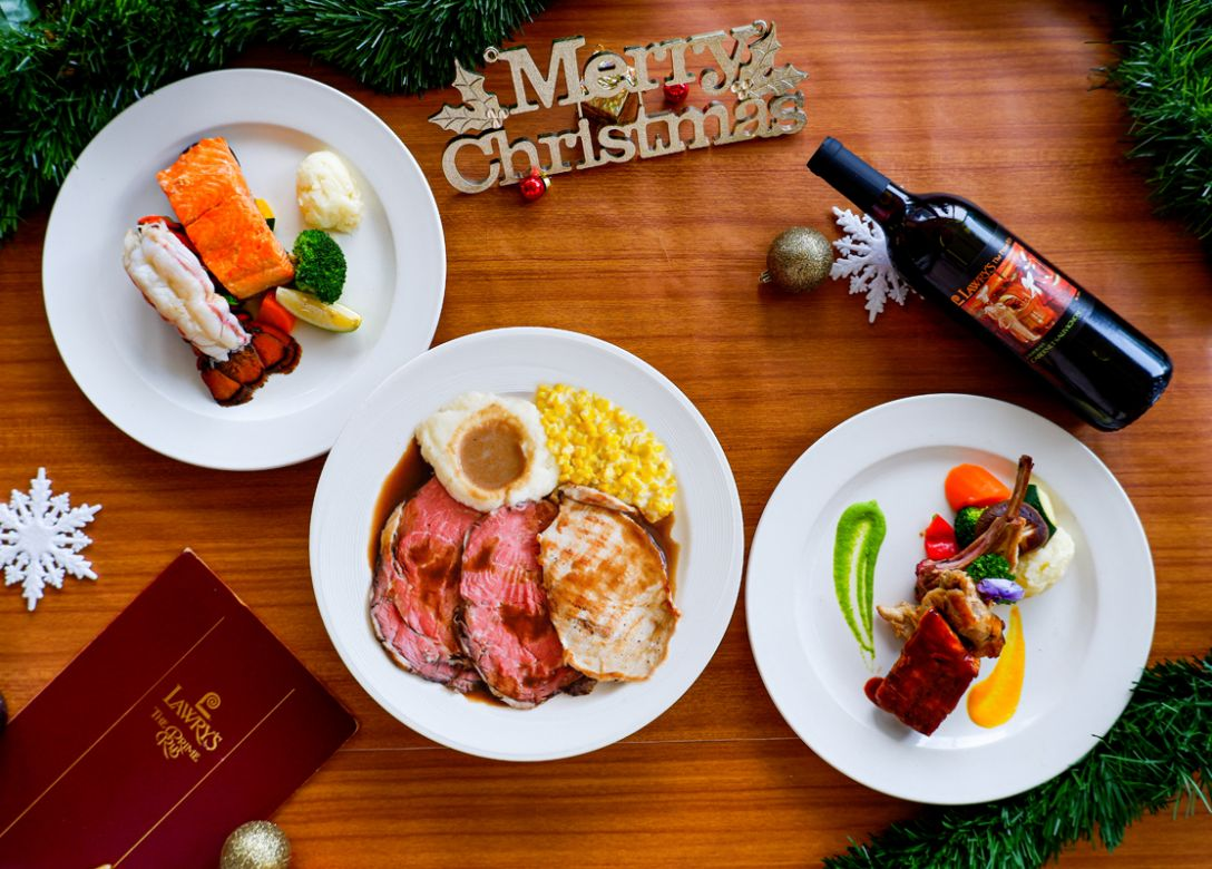 Lawry's The Prime Rib Singapore (XMAS) - Credit Card Restaurant Offers