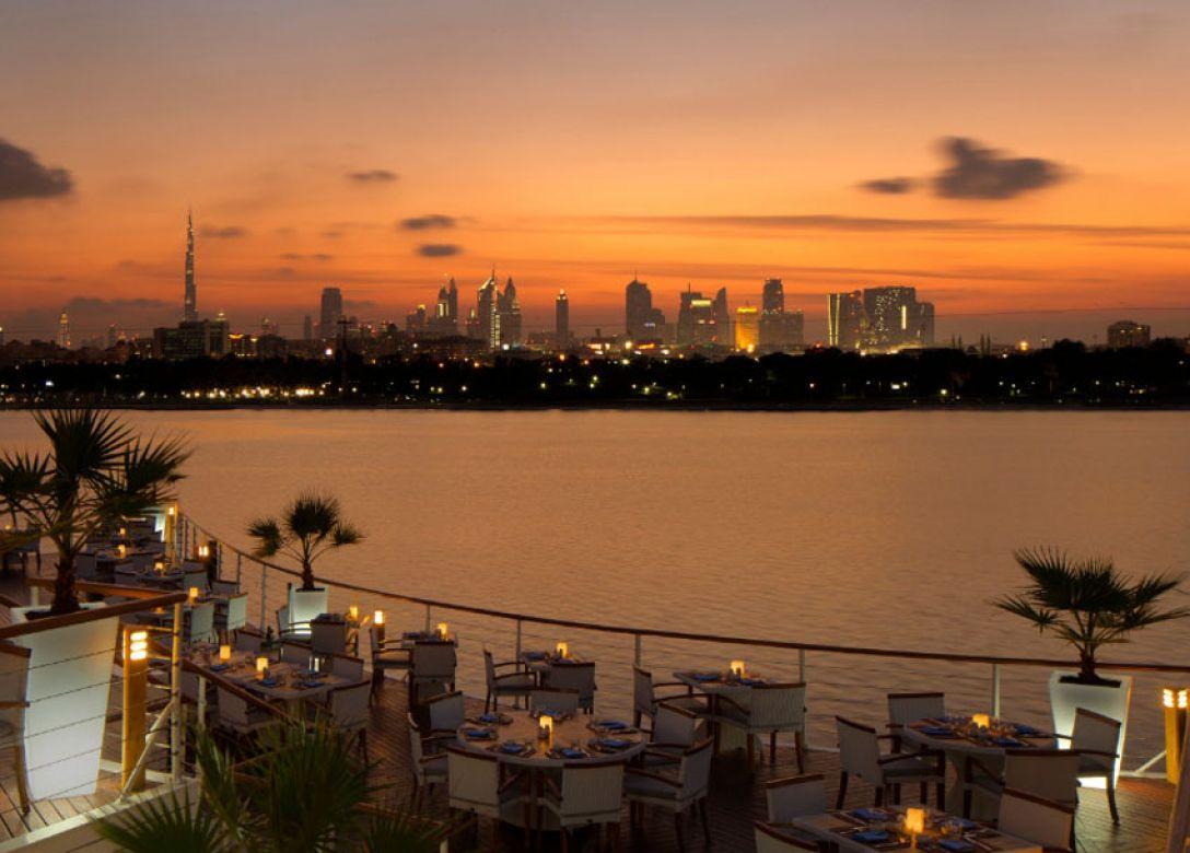 BoardWalk, Dubai Creek Golf & Yacht Club - Credit Card Restaurant Offers