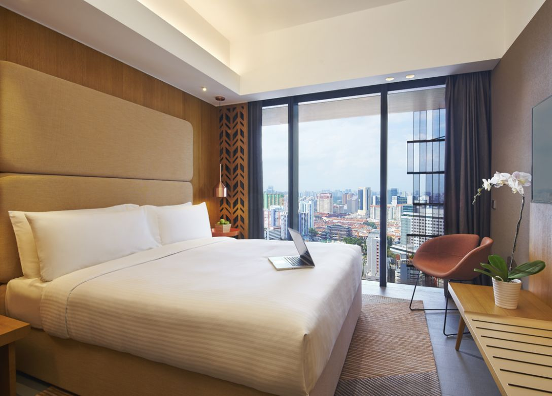 Oasia Hotel Downtown - Credit Card Hotel Offers