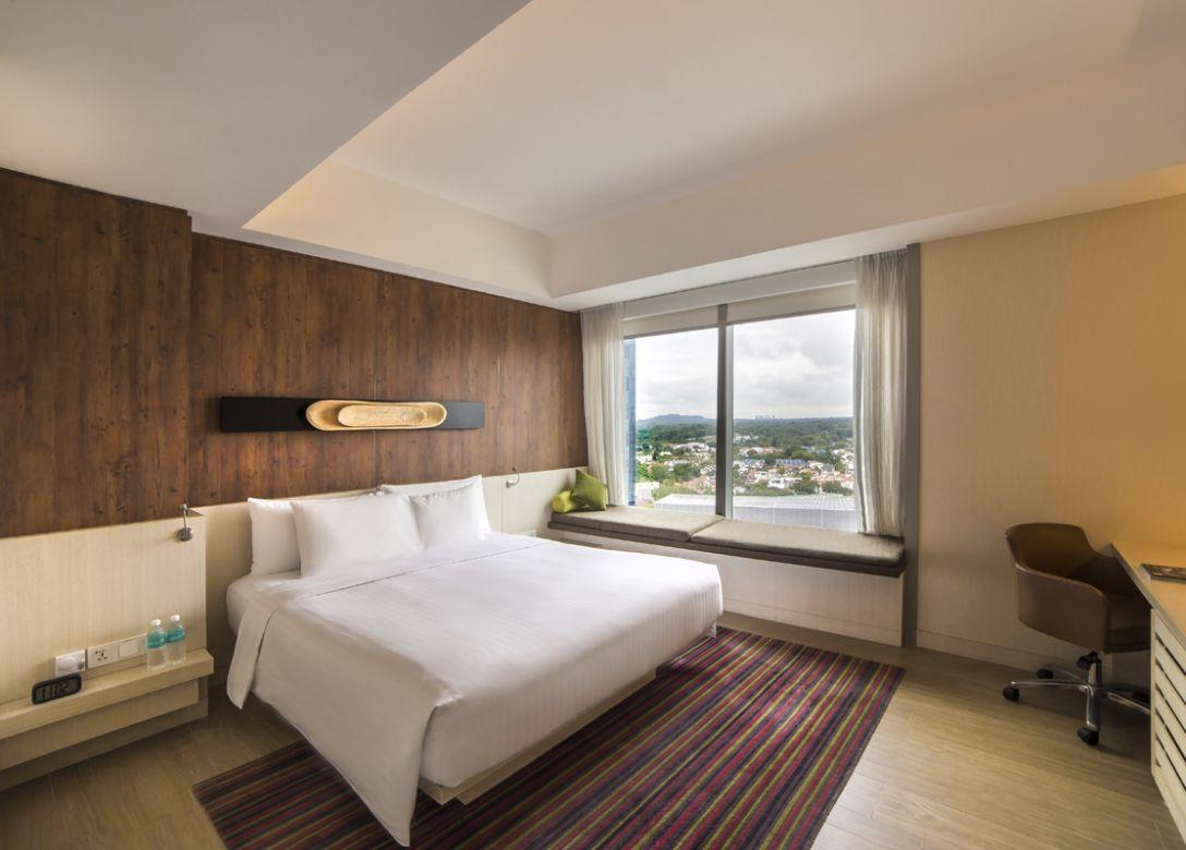 Oasia Hotel Novena - Credit Card Hotel Offers