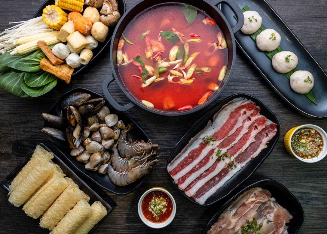 Suki-Suki Thai Hot Pot