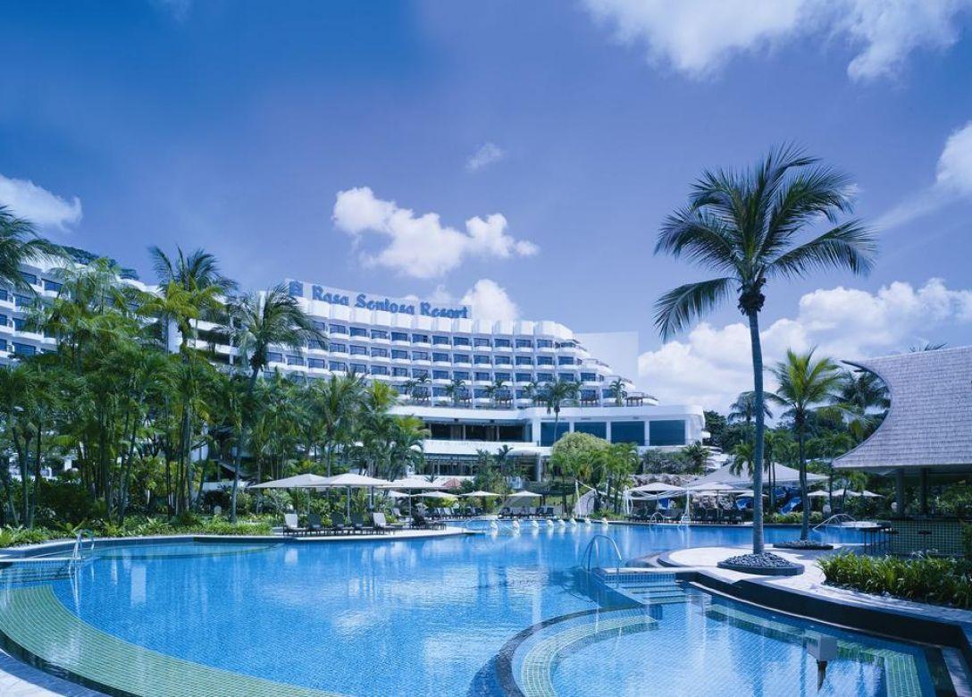Shangri-La Rasa Sentosa Resort & Spa - Credit Card Hotel Offers
