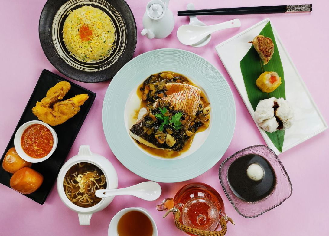 Tien Court, Copthorne King's Hotel Singapore - Credit Card Restaurant Offers