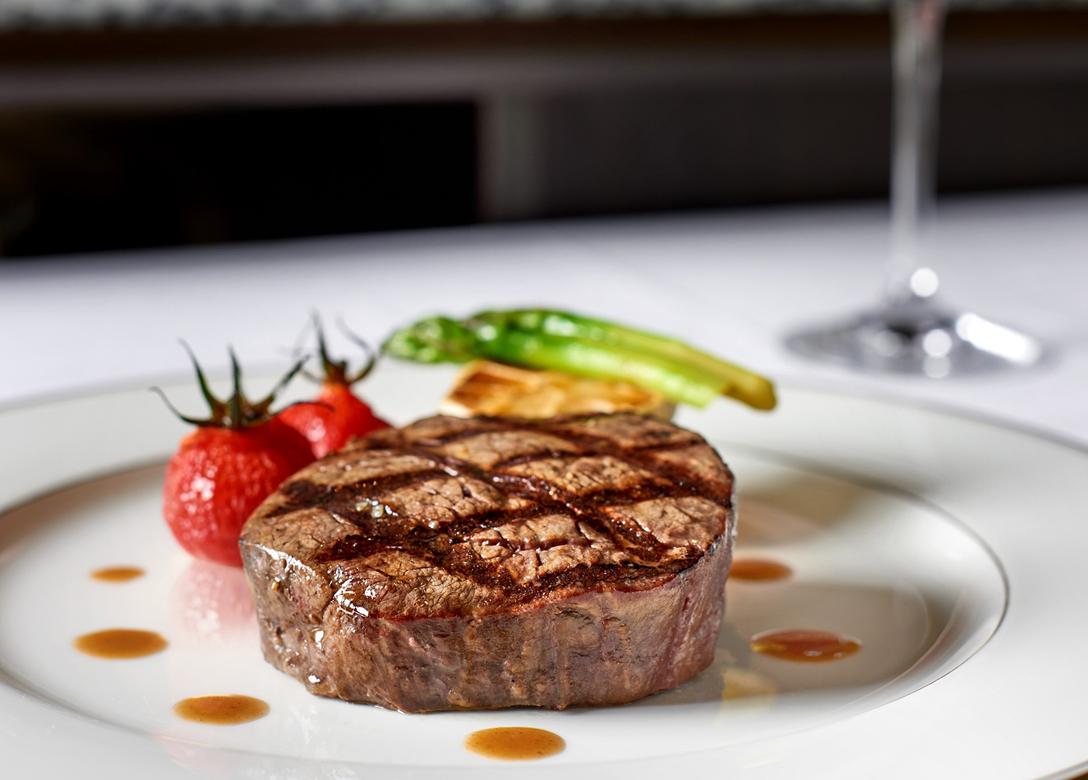 Gordon Grill, Goodwood Park Hotel - Credit Card Restaurant Offers