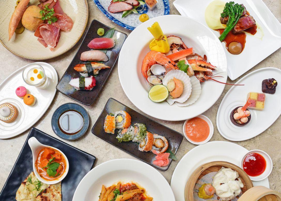 Town Restaurant, The Fullerton Hotel Singapore - Credit Card Restaurant Offers