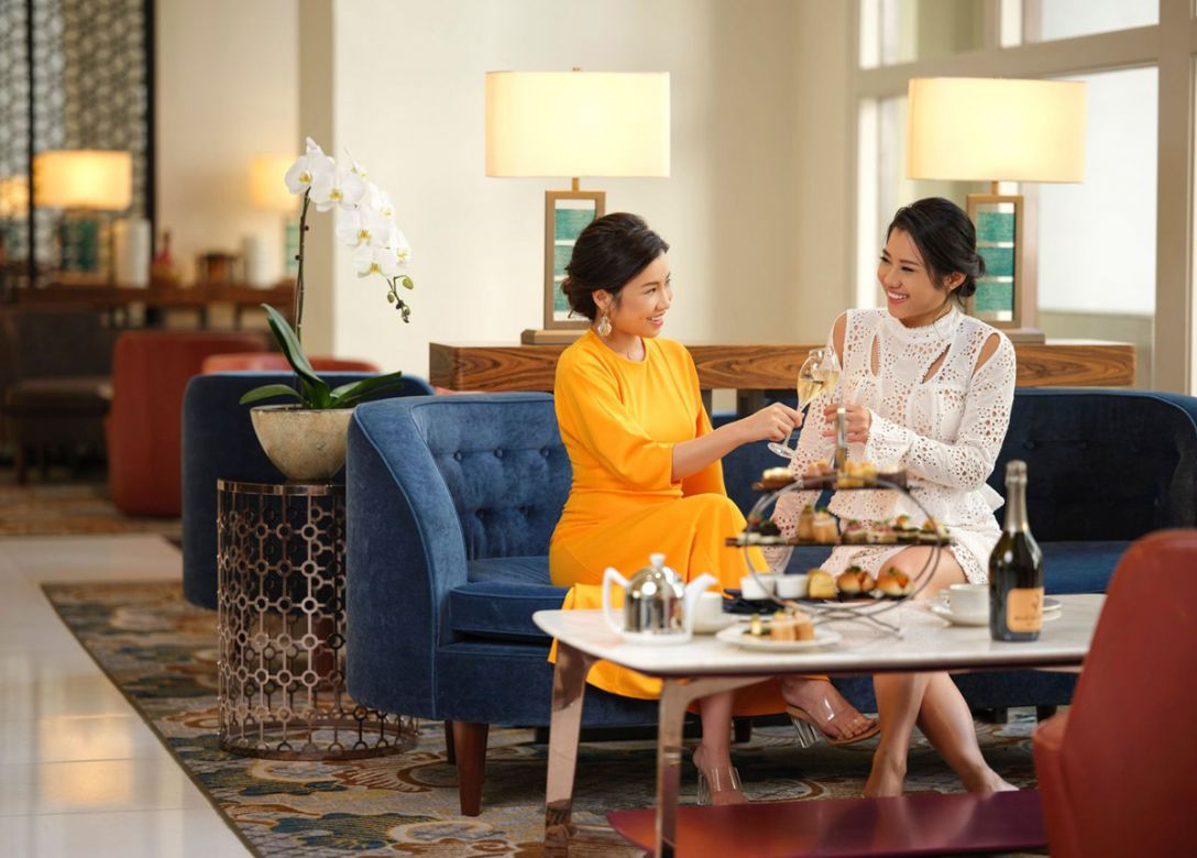 The Lobby Lounge, InterContinental Singapore - Credit Card Restaurant Offers