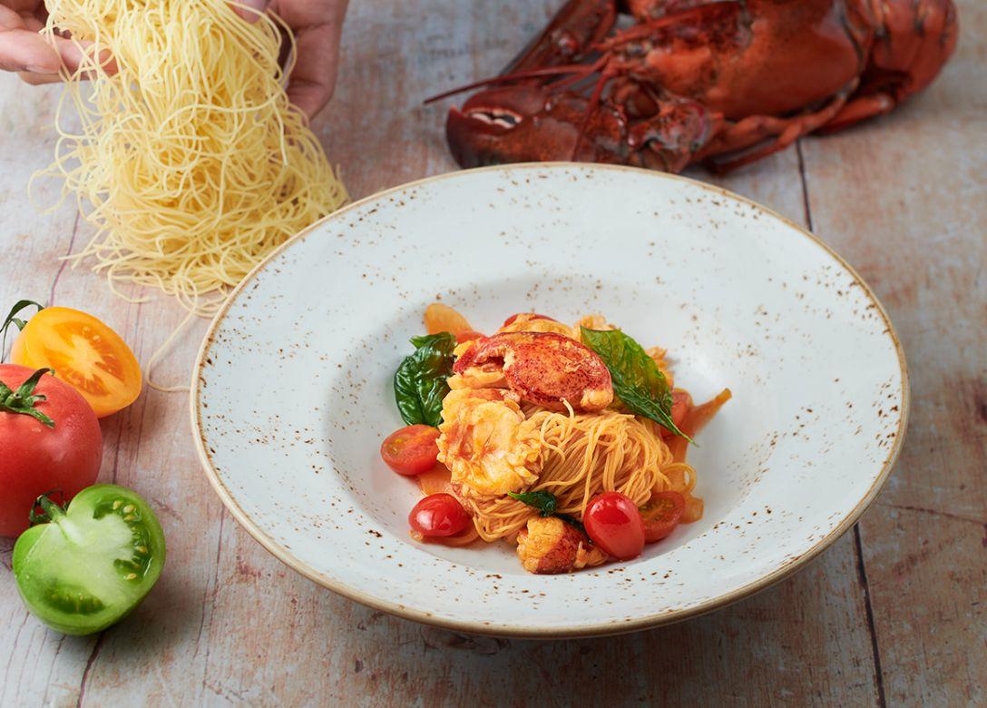 Prego, Fairmont Singapore - Credit Card Restaurant Offers