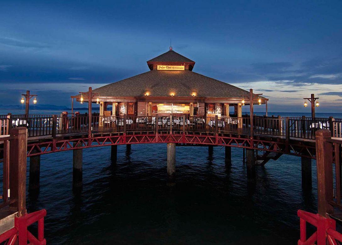 Pahn-Thai Restaurant, Berjaya Langkawi Resort - Credit Card Restaurant Offers