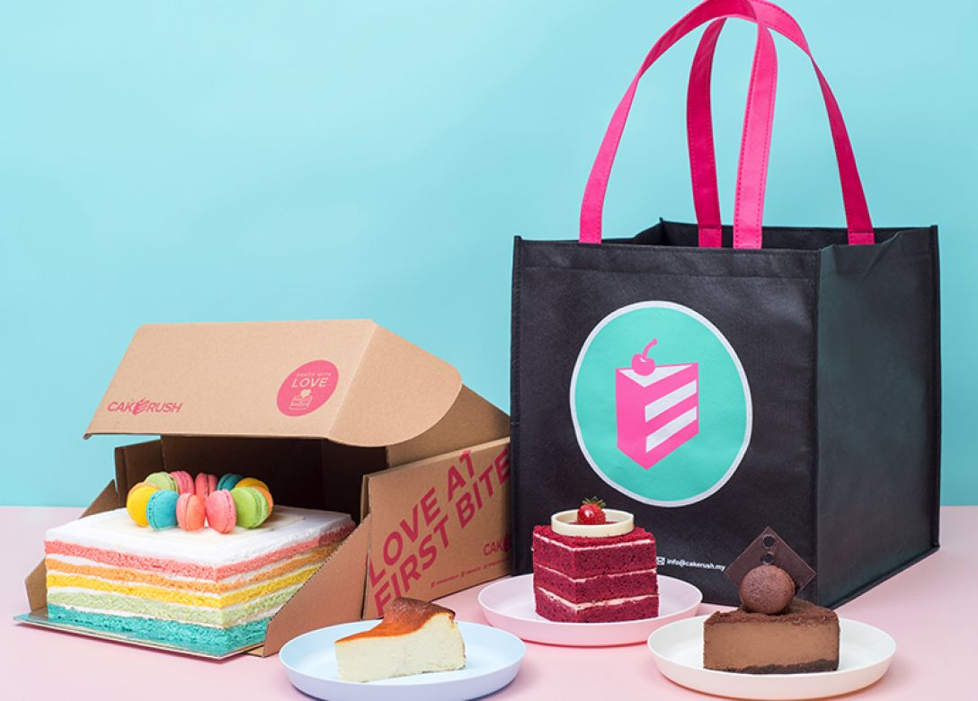 CakeRush - Credit Card Shopping Offers