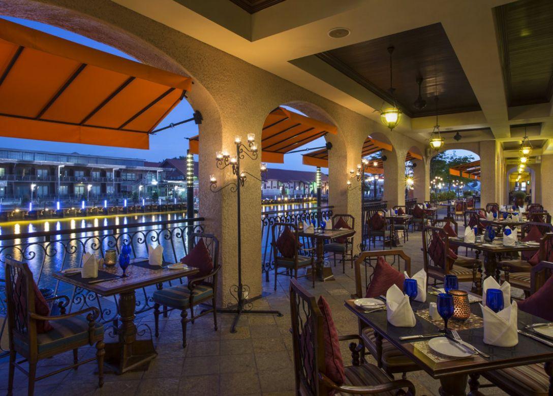 The River Grill, Casa del Rio - Credit Card Restaurant Offers