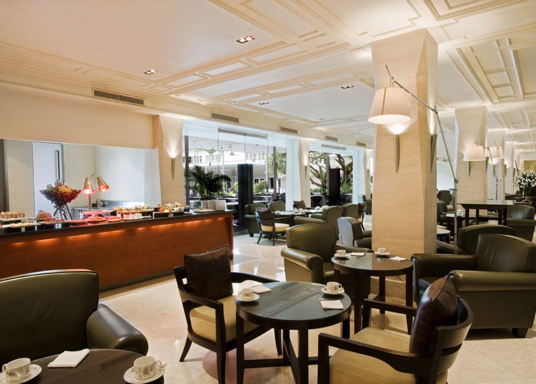 L'Espresso, Goodwood Park Hotel - Credit Card Restaurant Offers