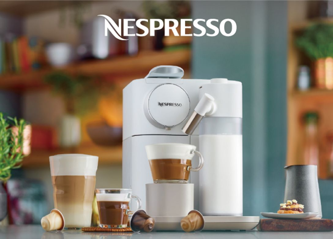 Nespresso - Credit Card Shopping Offers