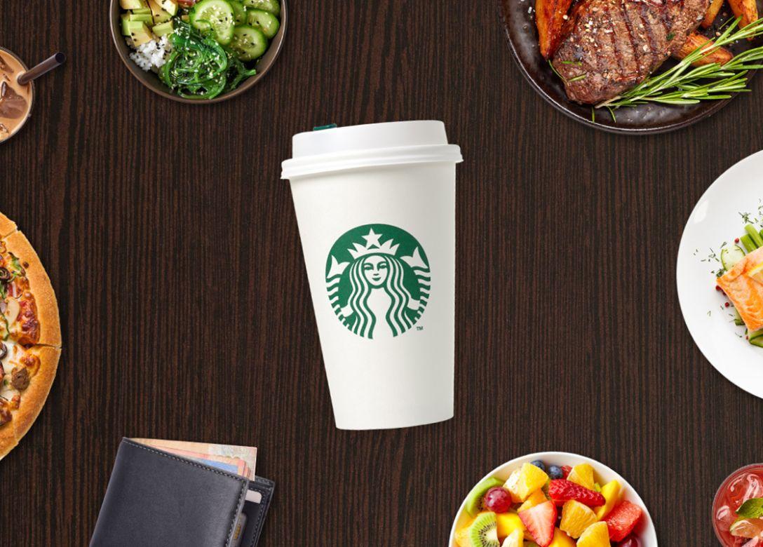 Starbucks Coffee - Credit Card Restaurant Offers