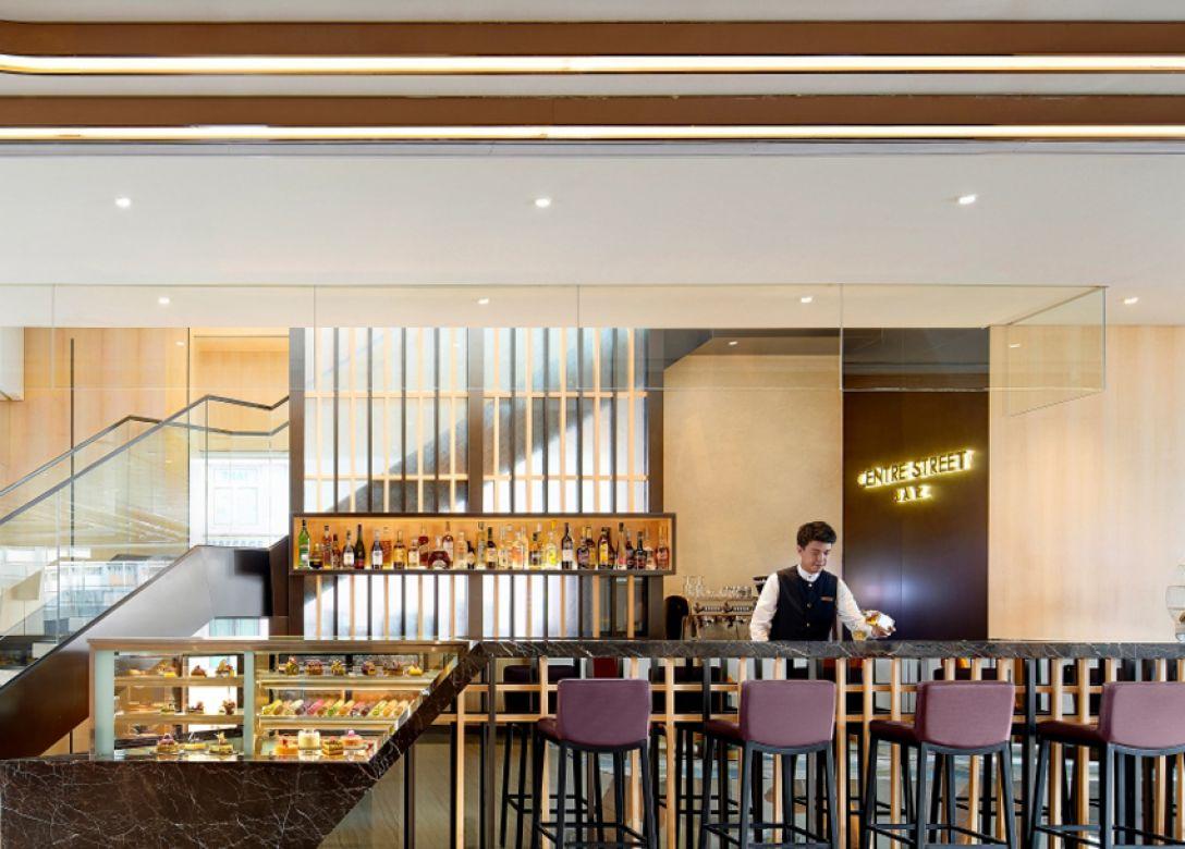 Centre Street Bar - Island Pacific Hotel - Credit Card Restaurant Offers