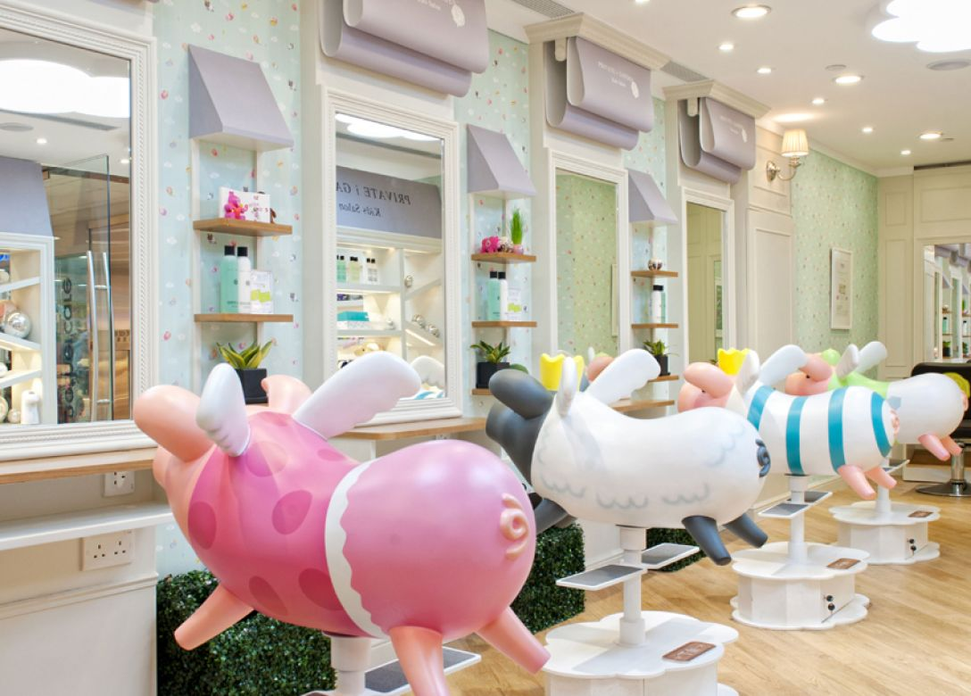 PRIVATE i GARDEN Kids Salon - Credit Card Lifestyle Offers