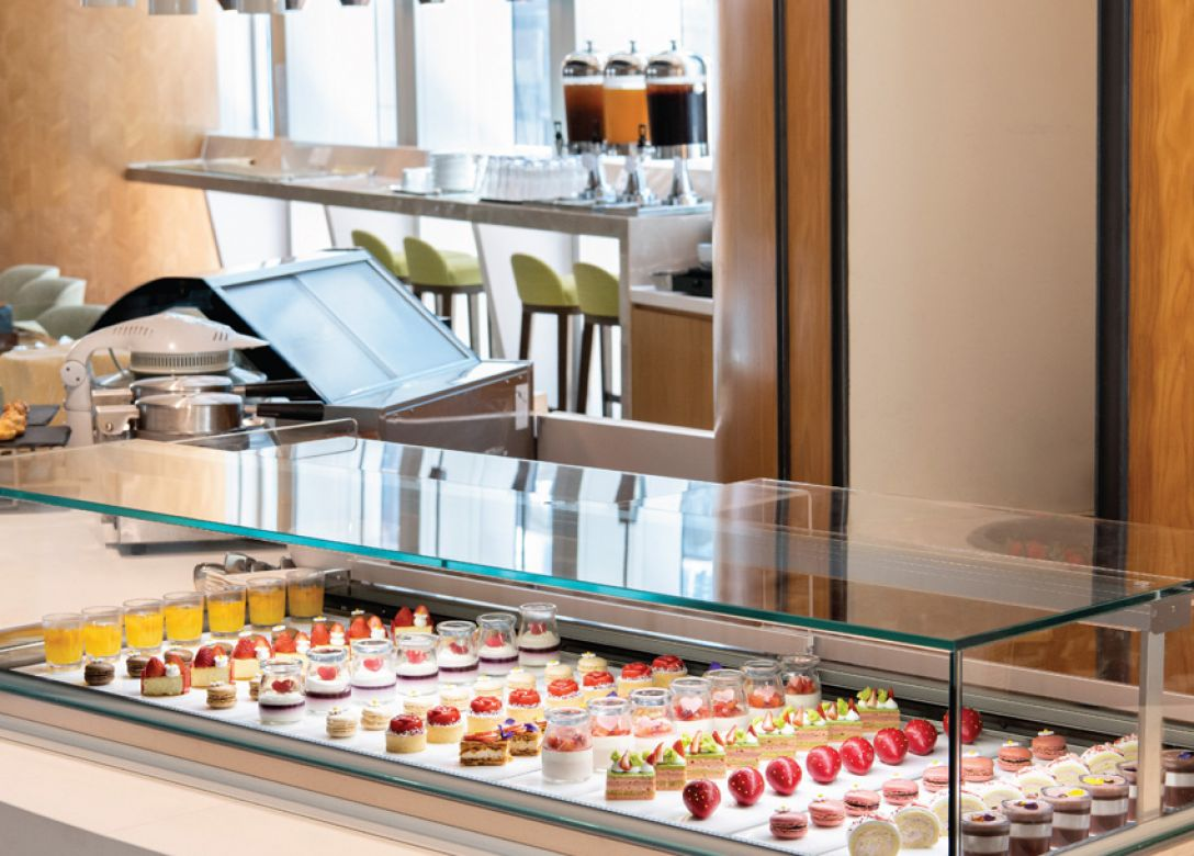 Cordis, Hong Kong - The Place - Credit Card Restaurant Offers