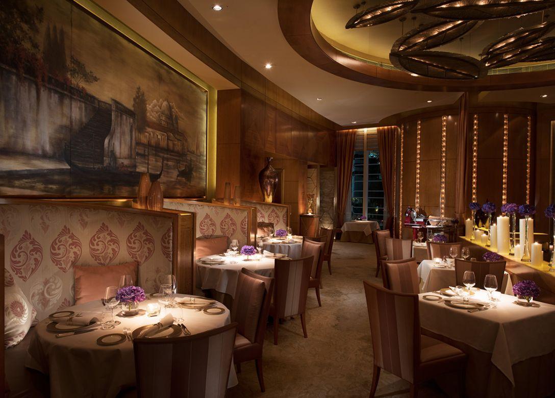 Conrad Hong Kong - Nicholini's - Credit Card Restaurant Offers