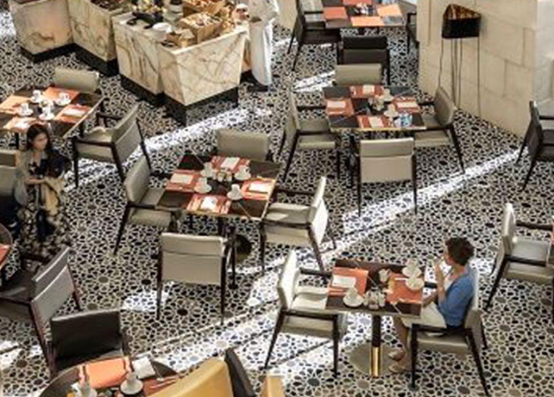 Dunes Cafe, Shangri-La Hotel Dubai - Credit Card Restaurant Offers