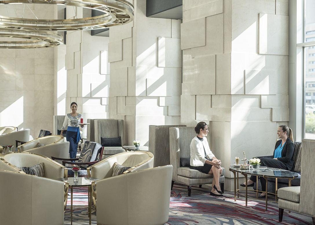 Lobby Lounge, Shangri-La Hotel Dubai - Credit Card Bar Offers