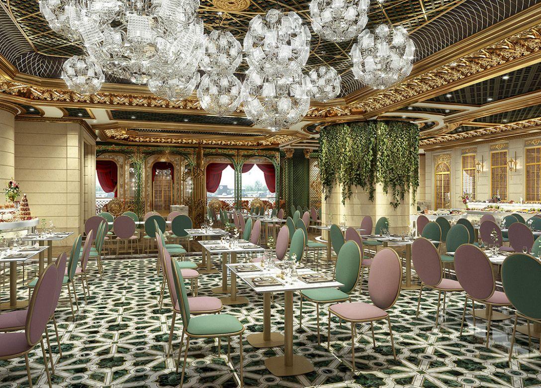 Hotel Alexandra - Cafe A - Credit Card Restaurant Offers