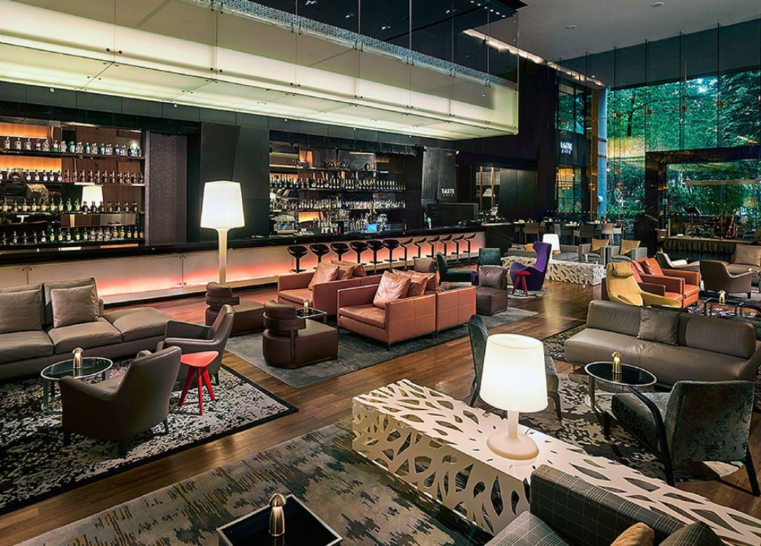 G Lounge, G Hotel Gurney - Credit Card Restaurant Offers