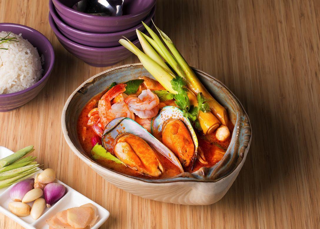 Boga Group Jatim - Thai Street - Credit Card Restaurant Offers