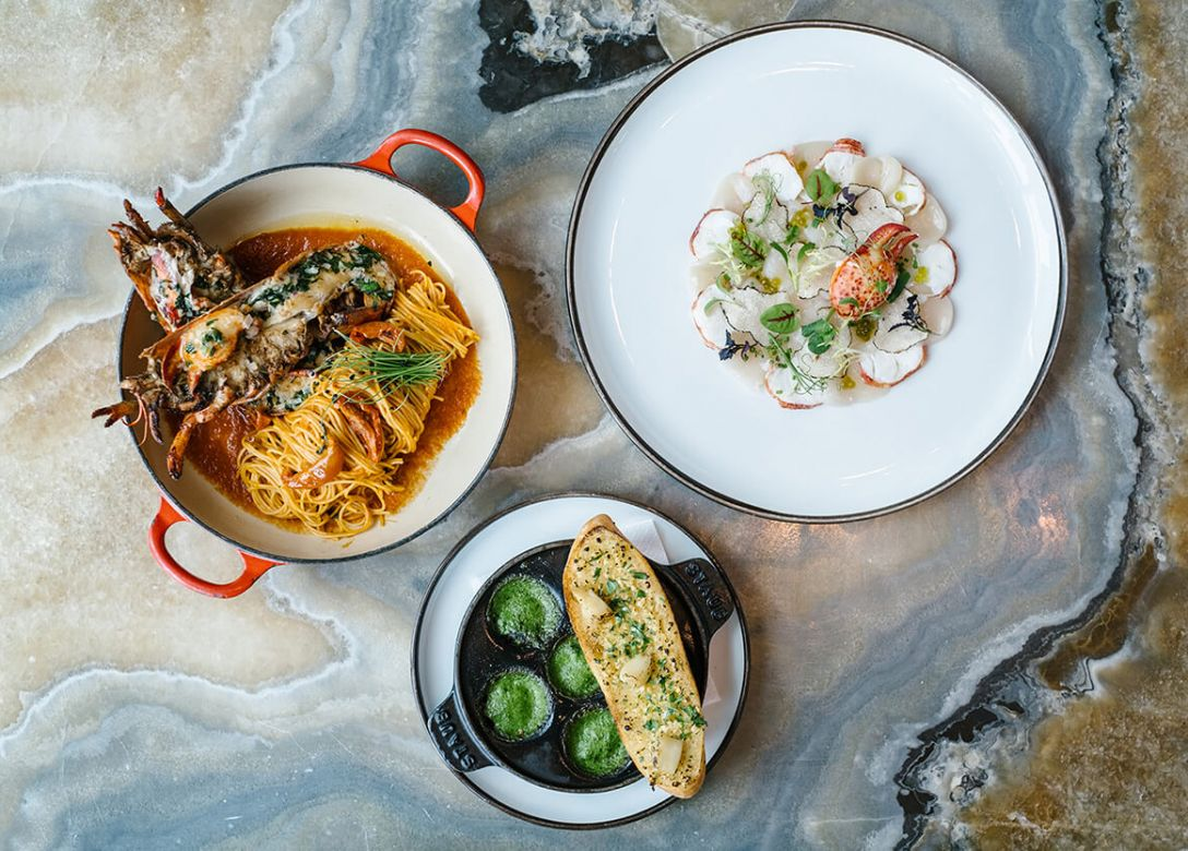 La Brasserie, The Fullerton Bay Hotel Singapore - Credit Card Restaurant Offers