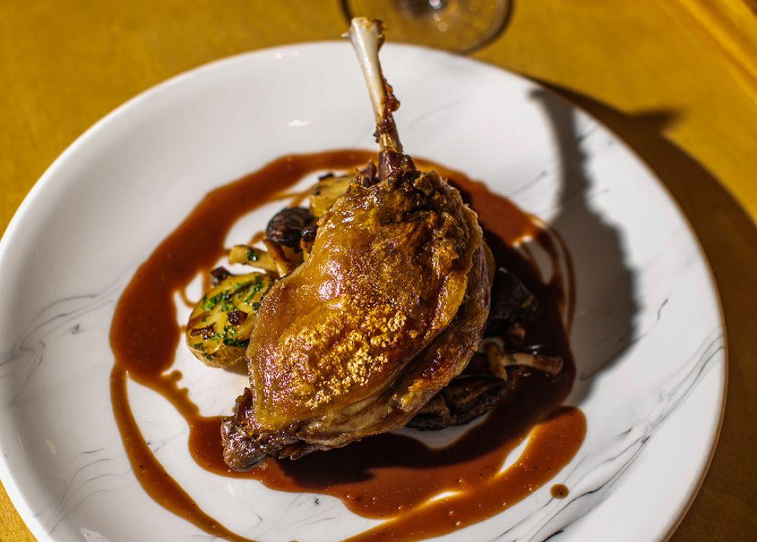 Ginett Restaurant & Wine Bar - Credit Card Restaurant Offers