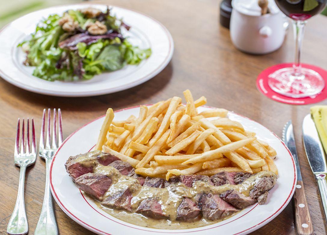 L'Entrecote The Steak & Fries Bistro