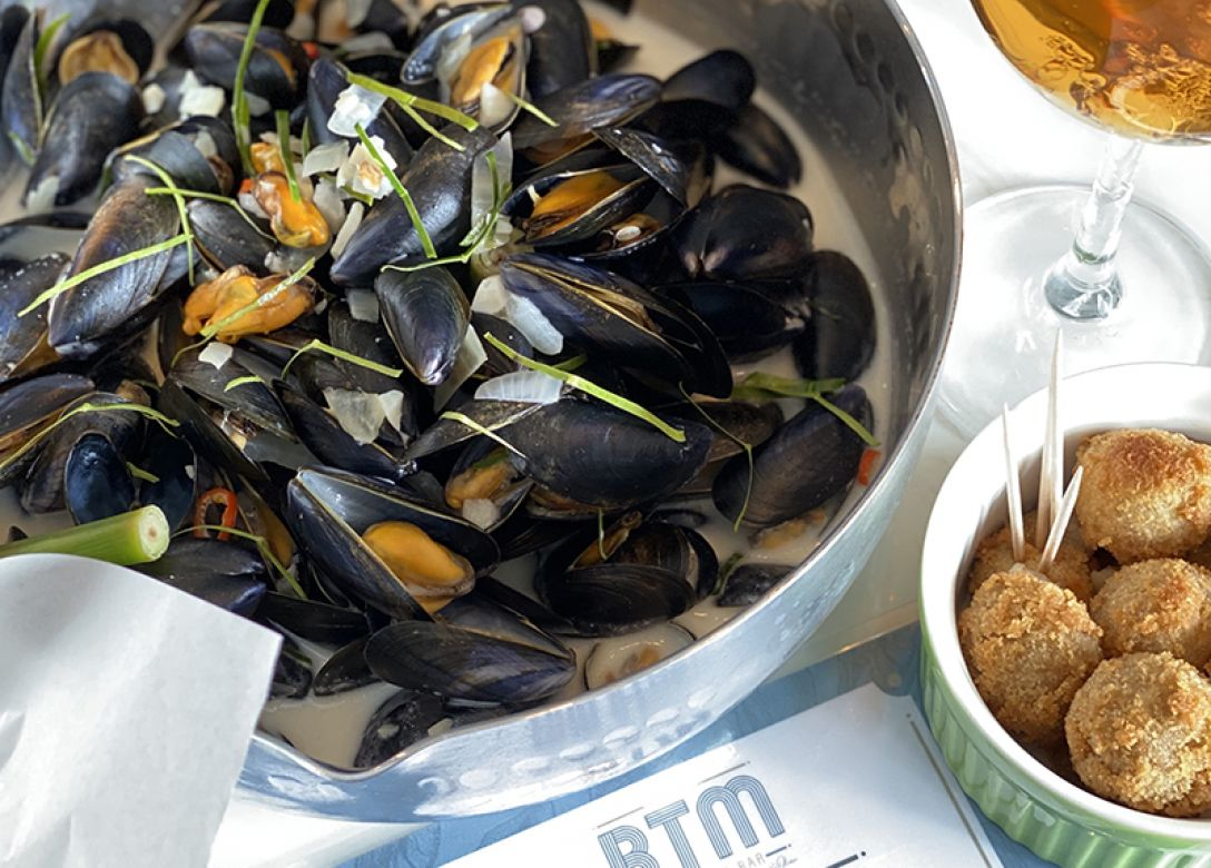 BTM Mussels and Bar - Credit Card Restaurant Offers