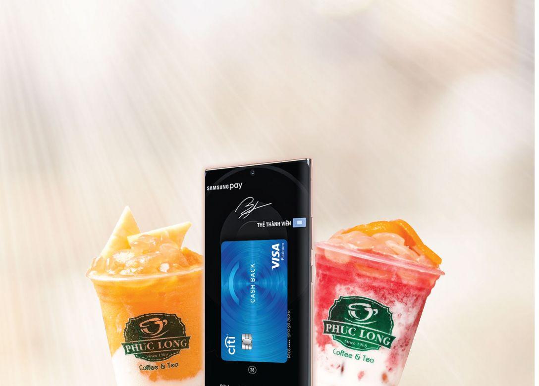 Phuc Long - Credit Card Restaurant Offers