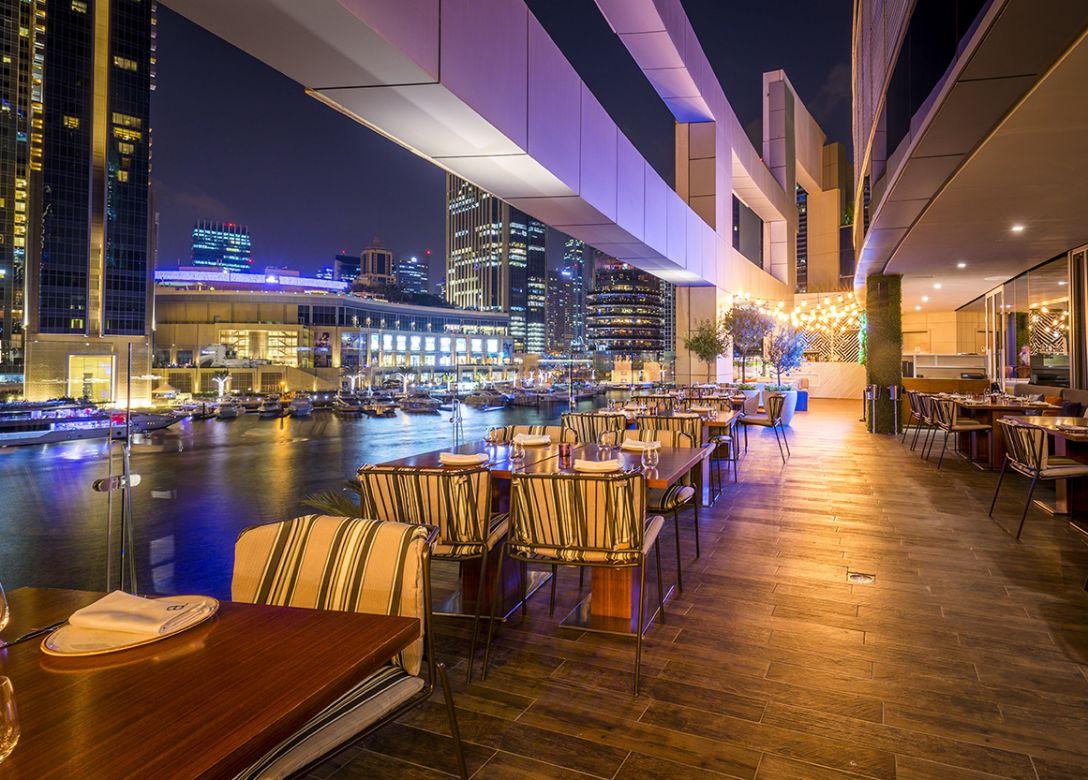 Marina Social by Jason Atherton, InterContinental Dubai Marina - Credit Card Restaurant Offers