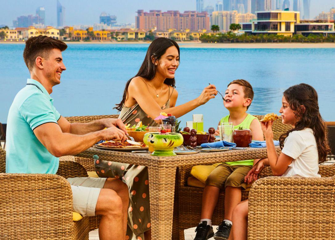 Maui Beach Restaurant & Bar, Sofitel Dubai The Palm - Credit Card Restaurant Offers