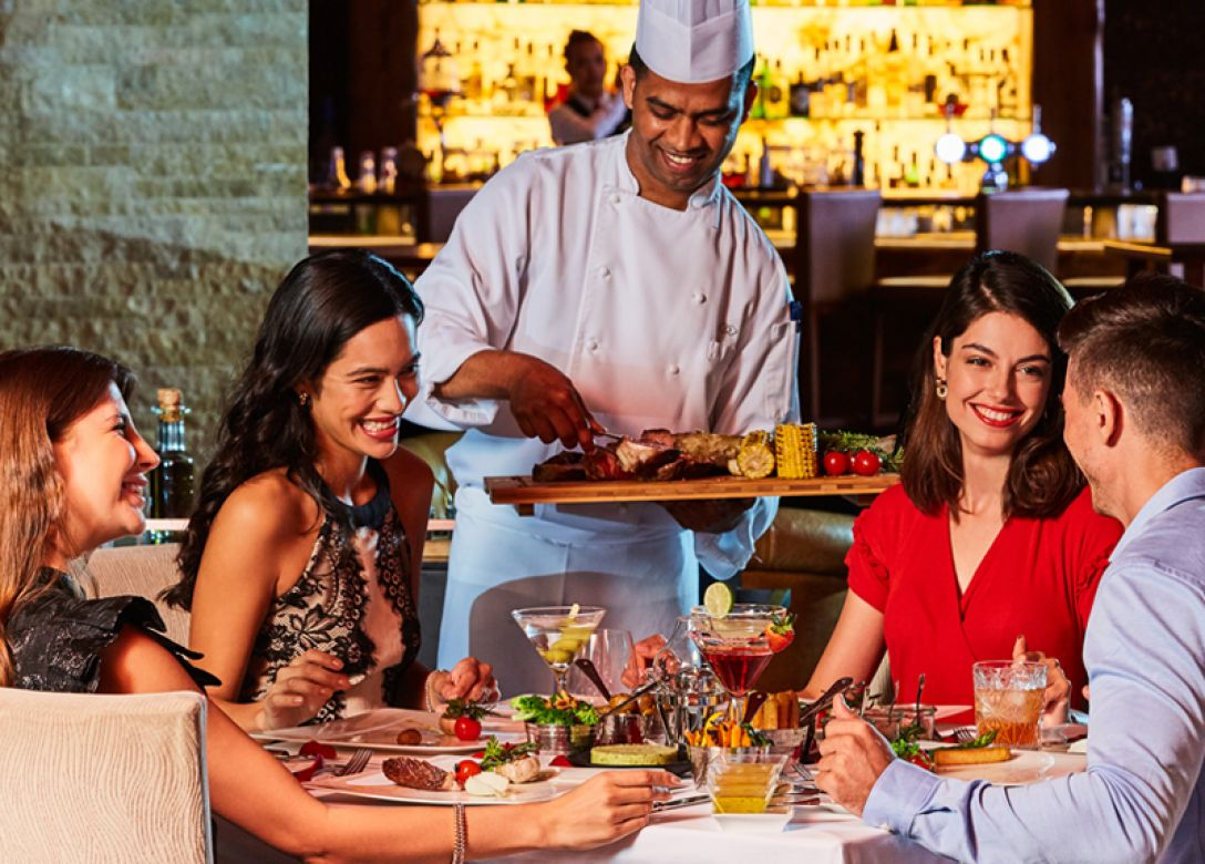 Porterhouse Steaks and Grills - Credit Card Restaurant Offers