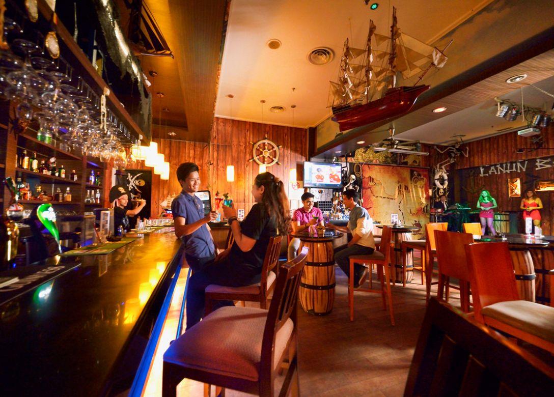 Lanun Bar, Grand Lexis Port Dickson - Credit Card Restaurant Offers