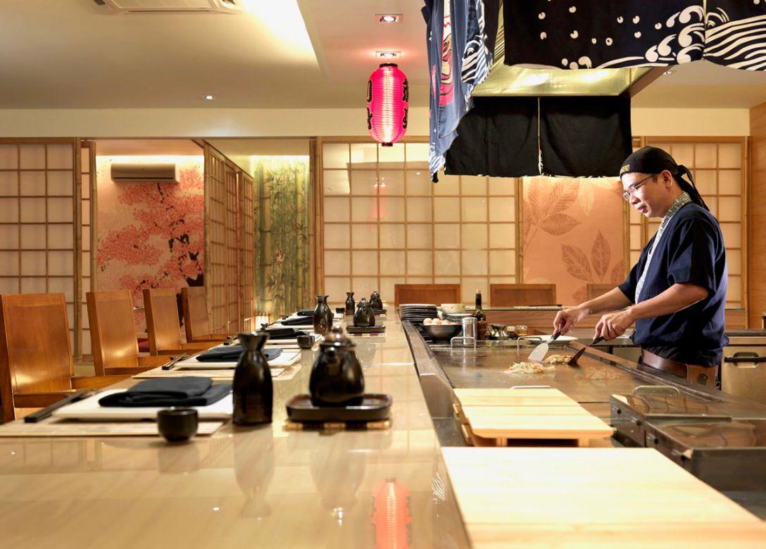 UMI Japanese Restaurant, Grand Lexis Port Dickson - Credit Card Restaurant Offers