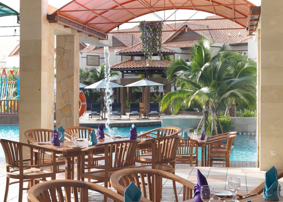 Pool Café, Grand Lexis Port Dickson - Credit Card Restaurant Offers