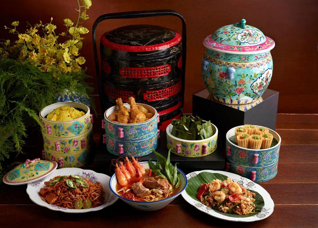 Princess Terrace Authentic Penang Cuisine, Copthorne King's Hotel Singapore - Credit Card Restaurant Offers