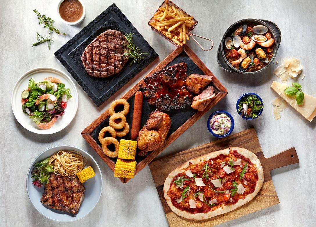 COLLIN'S® Restaurants - Credit Card Restaurant Offers