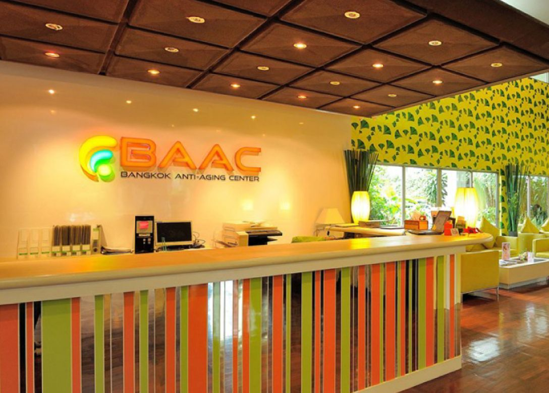 Bangkok Anti Aging Center (BAAC) / Siam Branch - Credit Card Lifestyle Offers