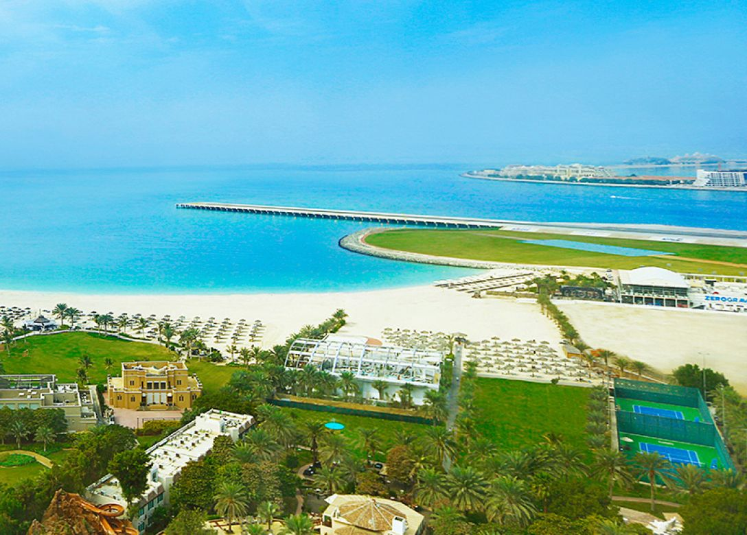 Habtoor Grand Resort,Autograph collection - Credit Card Hotel Offers