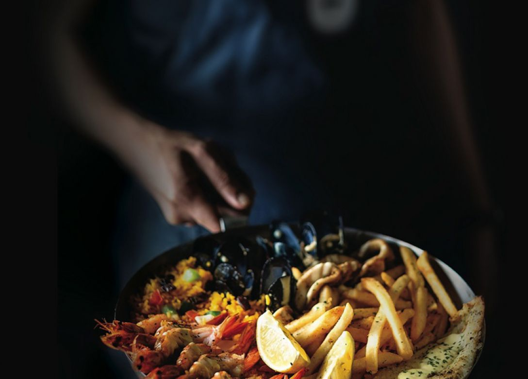 Boga Group Jatim - Fish & Co - Credit Card Restaurant Offers