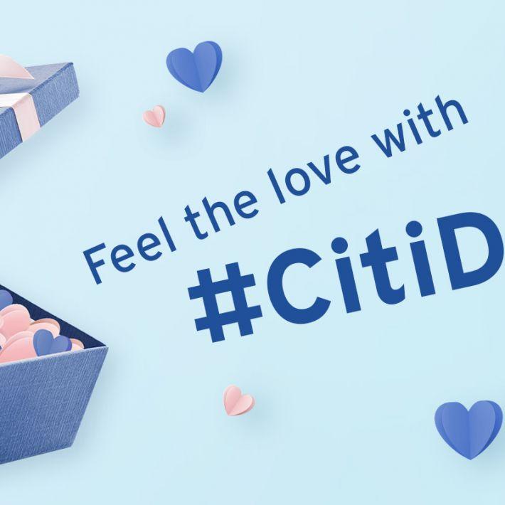 #CitiDeals
